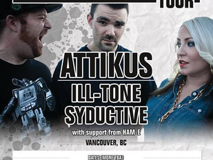 Sudbury, ON - CAGE CALL: THE MADNESS TOUR featuring Attikus & more LIVE at the TowneHouse Tavern!