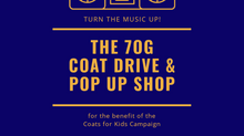 7OG Coat Drive & Pop Up Shop (Sudbury, ON)