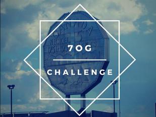 705 artist, CheZZa starts the #7OGChallenge