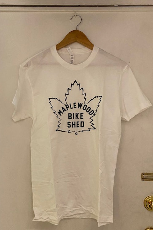 Mapleleaf logo Tee shirts