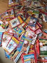 1000+ Zeitschriften und Rätselhefte