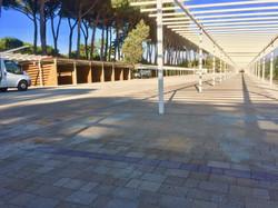 Parcheggio hotel Marinetta