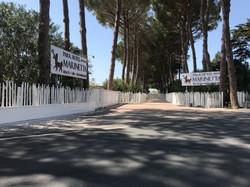 Ingresso Hotel Marinetta