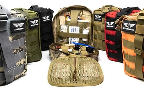 STEALTH ANGEL SURVIVAL FIELD MEDIC FIRST AID/SURVIVAL KIT