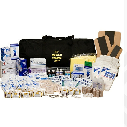 DELUXE TRAUMA KIT (500 PERSON)
