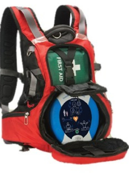 HeartSine Mobile AED Rescue Backpack