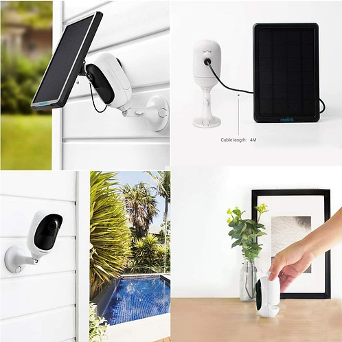 Reolink Wireless Outdoor Security Camera