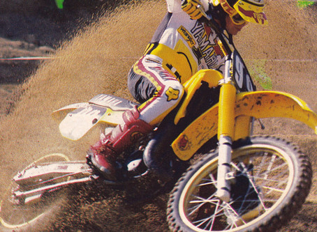 Legends and Heroes Tour to Honor Motocross Legend Mike Beier at the Anaheim Supercross