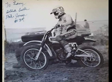 Legends and Heroes Tour to Honor 70s motocross racer Mike Jones at the Arlington Supercross