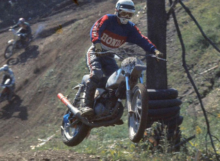 Legends and Heroes Tour to Honor Motocross Legend Gary Chaplin at the San Diego Supercross