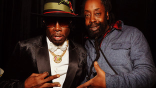 Ragga Lox with Shabba Ranks