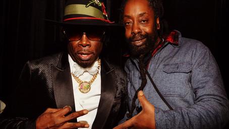 Ragga Lox with Shabba Ranks