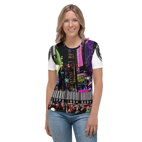Ragga SIB Women's T-shirt WH