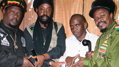 Mikey General, Ragga Lox & Luciano in Kenya