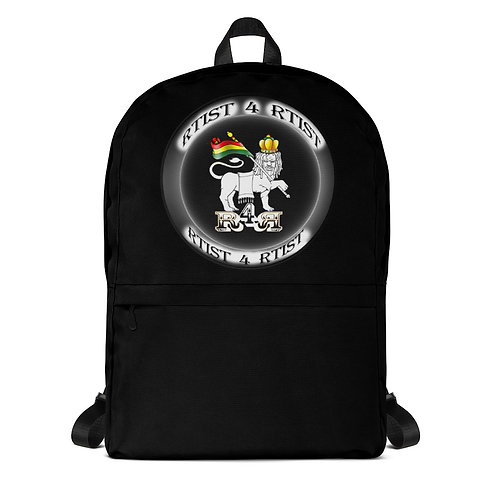 R4R Backpack BLK