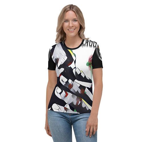 Ragga RAS Women's T-shirt BLK