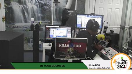 Ragga Lox On Irie Jam Radio