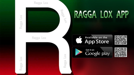 Ragga Lox App. Now Available at google play store, and Apple iTunes App Store.