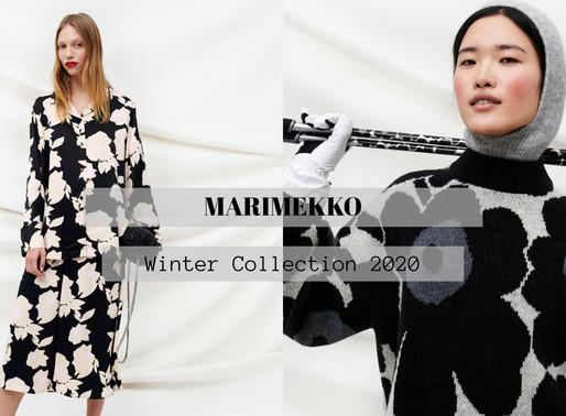 Marimekko 2020冬季系列  點亮寂寞冬天