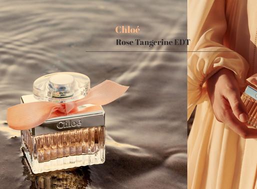 Chloé 全新香水  Rose Tangerine EDT 隆重登場