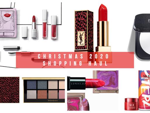 【X'mas 2020】聖誕最後衝刺!彩妝護膚買咩好?