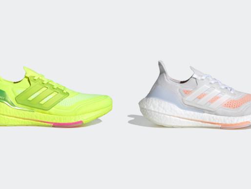 【adidas新一代旗艦跑鞋 ULTRABOOST 21】超多配色選擇 路上夠吸睛
