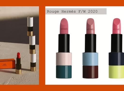 【9月登場】Hermès唇膏2020秋冬限量版 大推3款氣質玫瑰色調