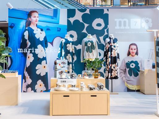 Marimekko70週年期間限定店 登陸海港城