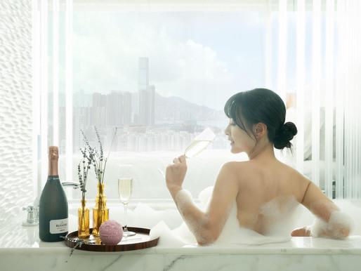 【住宿優惠】康得思酒店x LUSH 帶來夢幻泡泡住宿之旅