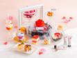 【春日下午茶】CANVAS x 帝京酒店Lion Rock瑰麗仙境下午茶