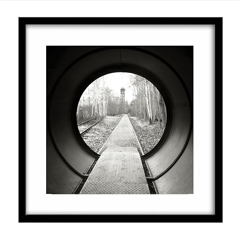 The Train Tunnel