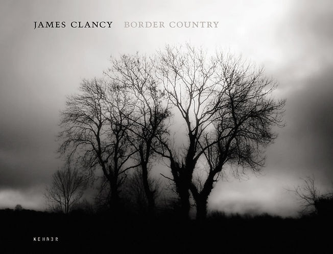 A book of Irish nature, landscape in black and white photography by James Clancy photography.