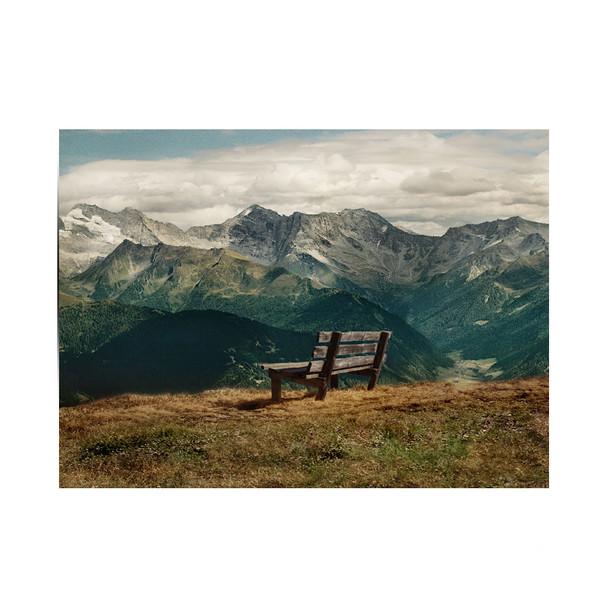 A view of the Schrammacher, Tirol.