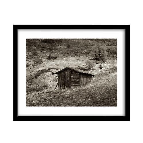 Alpine Hut, Tirol