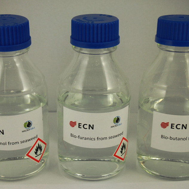 MacroFuels biofuels © ECN part of TNO