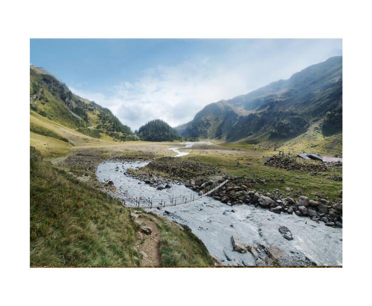 Am Aglsboden, Ridnaun, Wipptal, Südtirol.