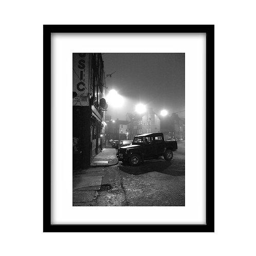 A Cork Noir (Coburg Street, Cork)