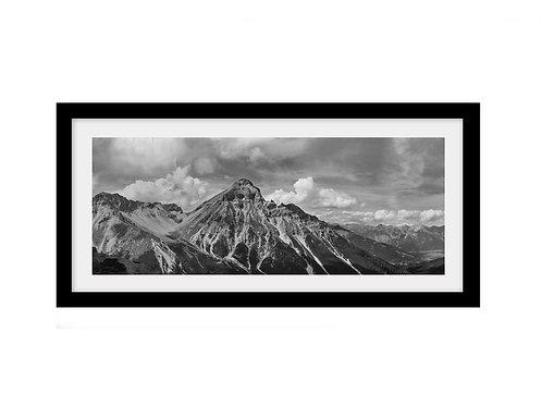 Mount Serles, Tirol.