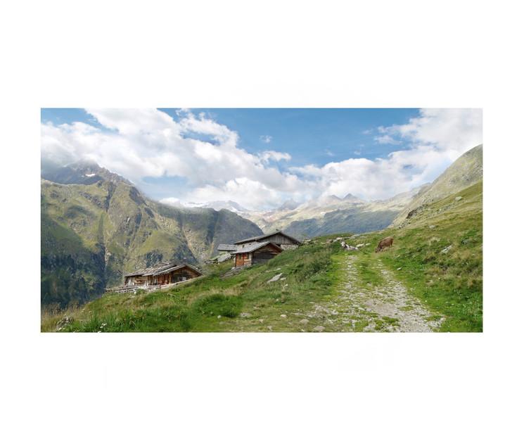 Aglsalm, Ridnaun, Wipptal, Südtirol.