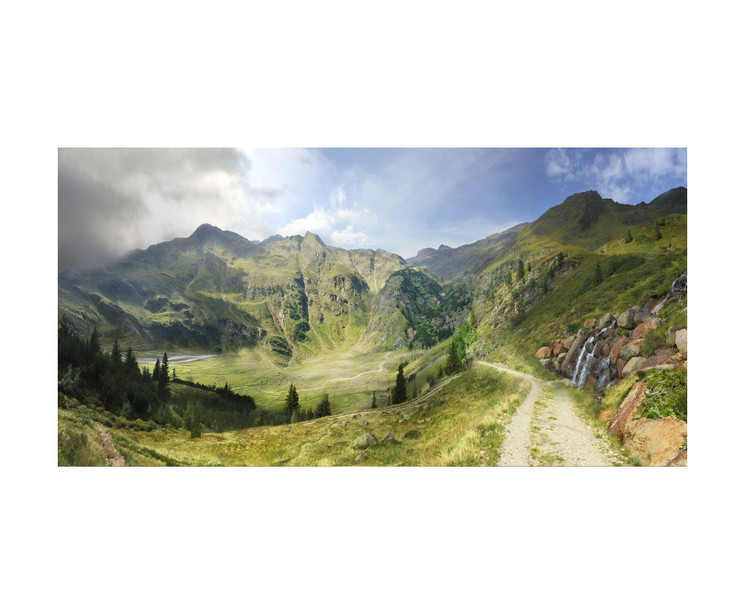 Zur Aglsalm, Ridnaun, Wipptal, Südtirol.
