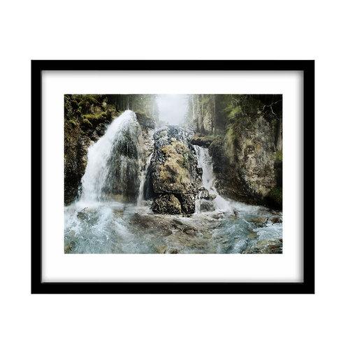 Sarnthein waterfall, Trins, Tirol