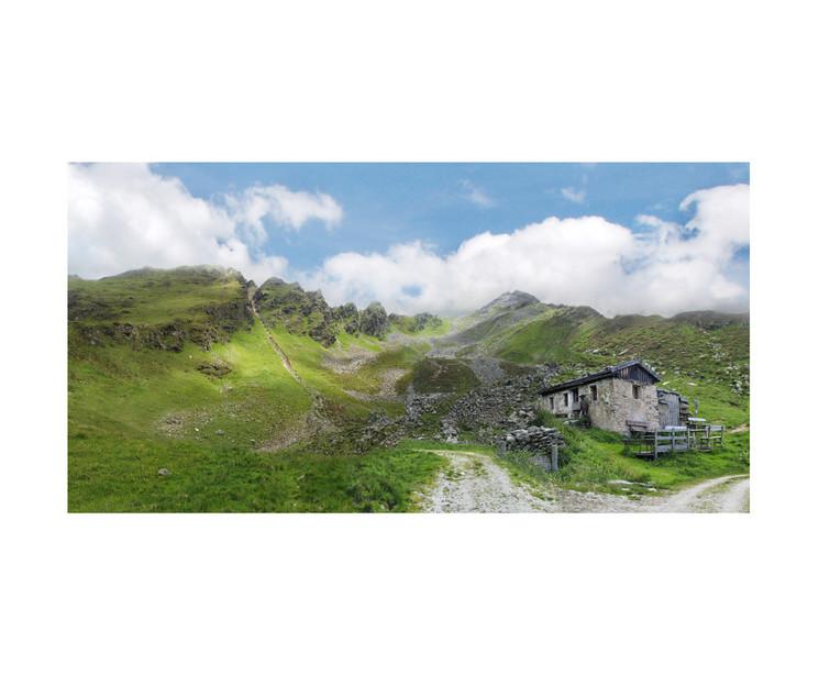 Prischer Alm, Ridnaun, Wipptal, Südtirol.