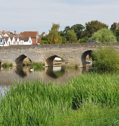 Bidford Upon Avon Bridge