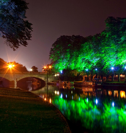 Abbey Park, Evesham New