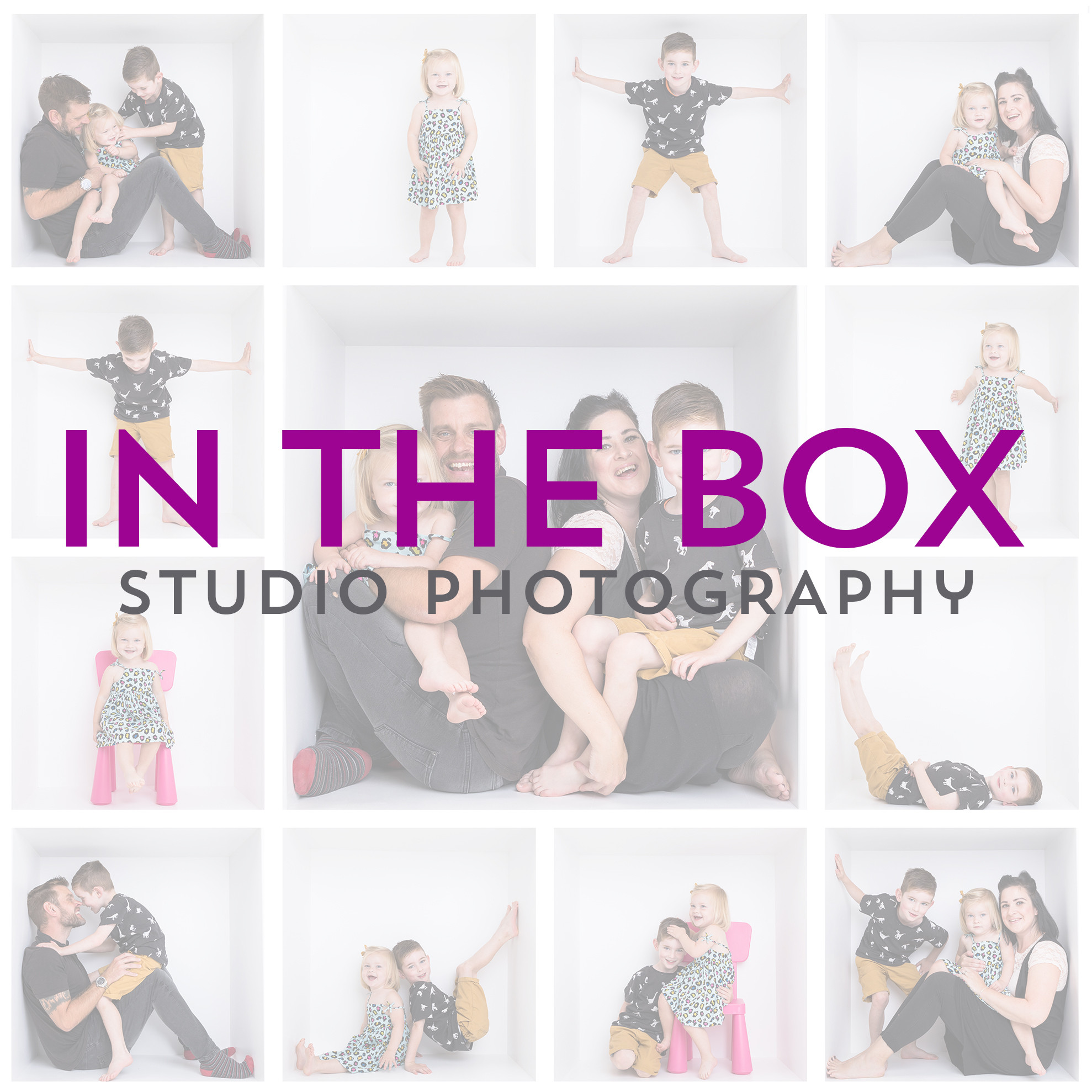 In The Box - 13 box shoot
