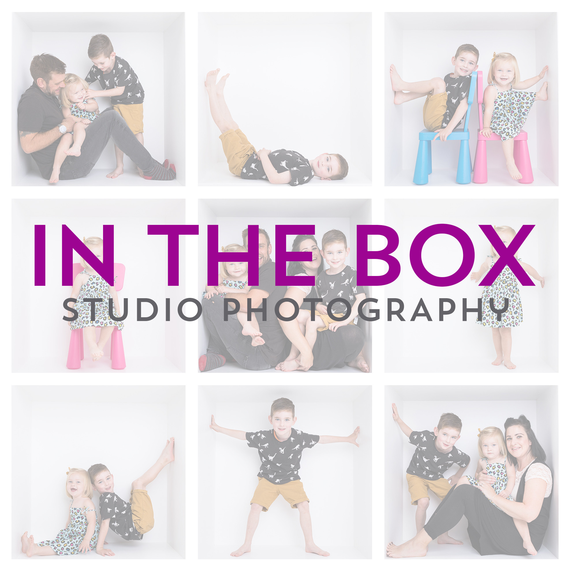 In The Box - 9 box shoot