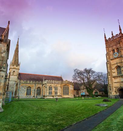 Evesham Abbey 2