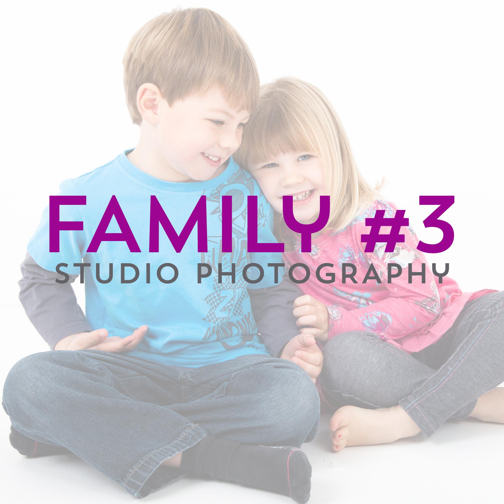 Studio3 Portrait Package 3