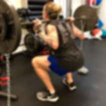 Squat, Personal Training, Online Coaching, Gym, South Hadley, online training