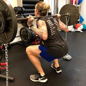 Squat, Personal Training, Online Coaching, Gym, South Hadley, online training